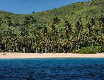 Koh-Lanta, les 4 terres