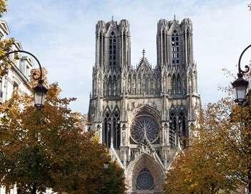 Les secrets de la cathédrale de Reims