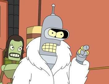 Futurama Prenez garde au seigneur des robots !