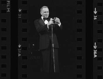 Frank Sinatra, le crooner à la voix de velours