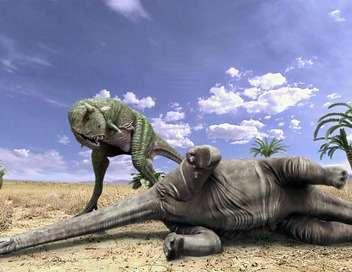 La relève du dinosaure La fin d'un monde
