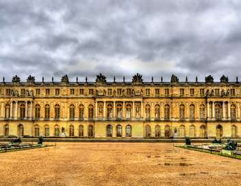 Les trésors du château de Versailles