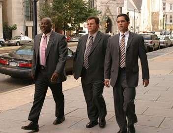 Cold Case : affaires classées Le dernier des cinq