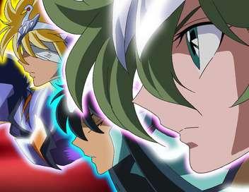 Saint Seiya Omega : les nouveaux Chevaliers du Zodiaque Le sanctuaire menacé. Accours chevalier ninja !
