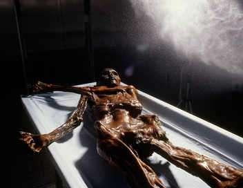 Ötzi, la momie des glaces