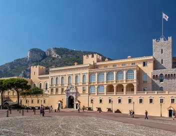 Monaco - Au coeur du palais