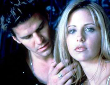 Buffy contre les vampires Chagrin d'amour