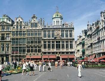 Échappées belles Belgique : de Bruxelles à la côte flamande