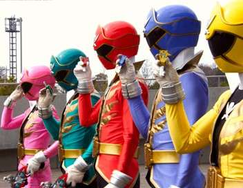 Power Rangers : Super Megaforce Le duel du Ranger bleu