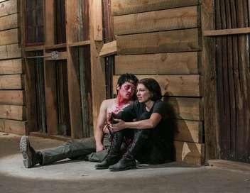 The Walking Dead Une vie de souffrance