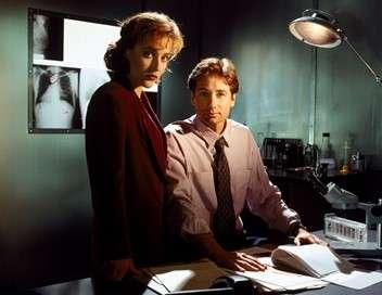 X-Files Nous ne sommes pas seuls