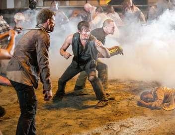 The Walking Dead Le roi du suicide