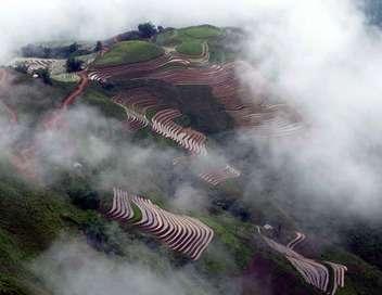Au pays des rizières suspendues