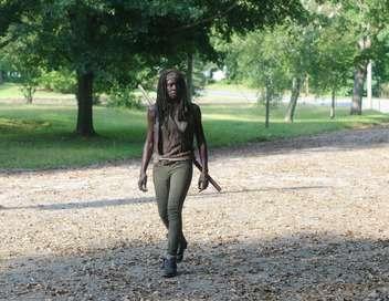 The Walking Dead Après