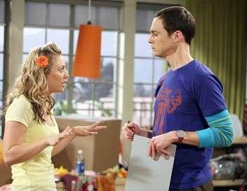 The Big Bang Theory Le dysfonctionnement du téléporteur