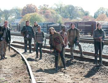 The Walking Dead Nous