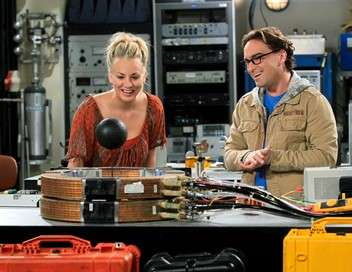 The Big Bang Theory L'excitation holographique