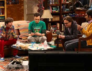 The Big Bang Theory Entrailles, poiscailles, ripailles !