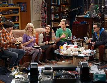 The Big Bang Theory Bon voyage !