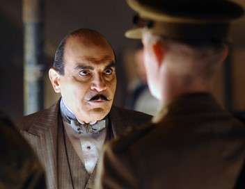Hercule Poirot Le crime de l'Orient-Express