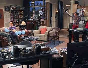 The Big Bang Theory La proximité du lieu de travail
