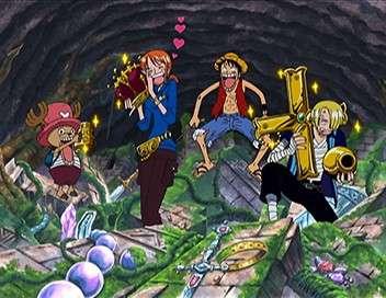One Piece Explosion de fureur. Je m'occupe de tout !