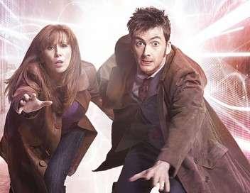 Doctor Who Bibliothèque des ombres