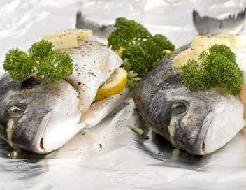 Voyages et délices by chef Kelly Blaff de poissons