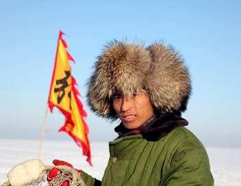 Chine : les pêcheurs de glace du lac Chagan