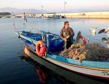 La Grèce - Des montagnes à la mer