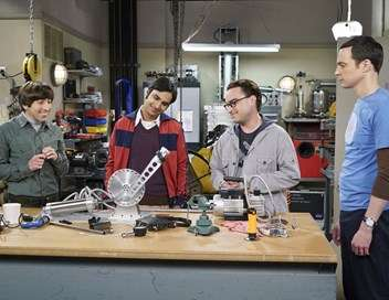 The Big Bang Theory L'exercice de la transpiration