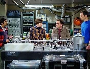 The Big Bang Theory Carence en hélium liquide