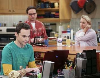 The Big Bang Theory L'observation du rendez-vous mystère