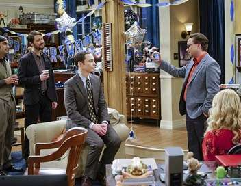 The Big Bang Theory L'anniversaire de Sheldon