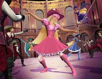Barbie et les trois mousquetaires t l film 2009 t l obs - Barbie et les mousquetaires ...