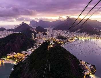 Rio de Janeiro, ville merveilleuse ? 450 ans d'histoire