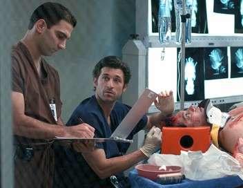 Grey's Anatomy Combat de femmes