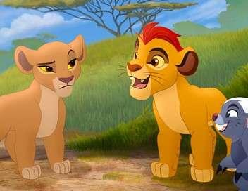 La garde du roi lion Bunga le sage