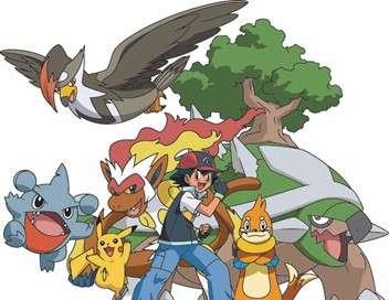 Pokémon : les vainqueurs de la ligue de Sinnoh Dernier appel, première manche !