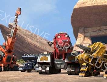 Dinotrux La montagne magnétique