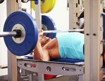 Esprit Bleu Ff Haltérophilie - musculation