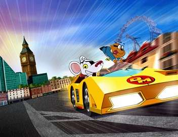 Danger Mouse, agent très spécial Danger Mouse re-revient