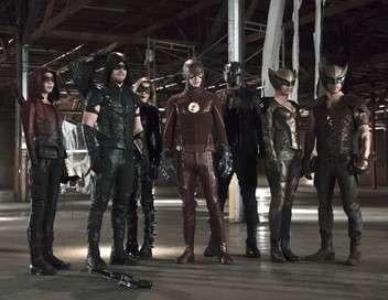 Arrow Les légendes d'hier