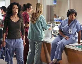 Grey's Anatomy Trahisons