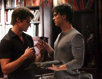 Vampire Diaries Plan B