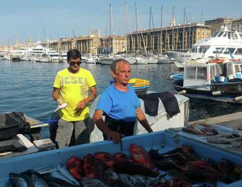 Échappées belles Marseille, la vie en bleu