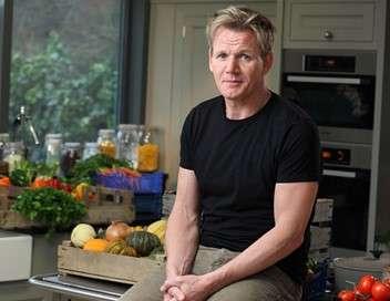 Gordon Ramsay : recettes en famille L'assiette anglaise