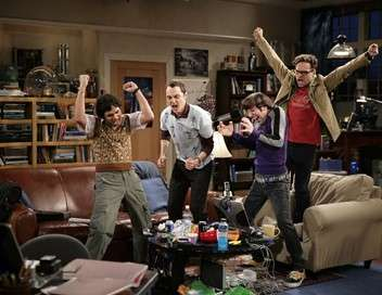 The Big Bang Theory La polarisation Cooper-Hofstadter