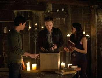 Vampire Diaries Le soleil se couche