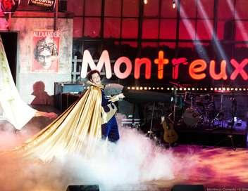 Éric Antoine : «Montreux tout»